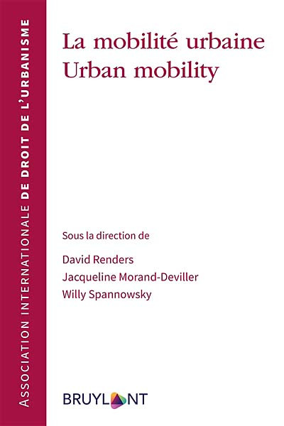 La mobilité urbaine - Urban mobility