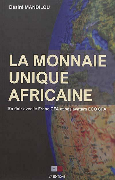 La monnaie unique africaine