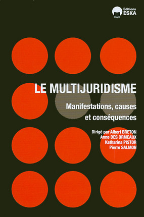 La multijuridisme