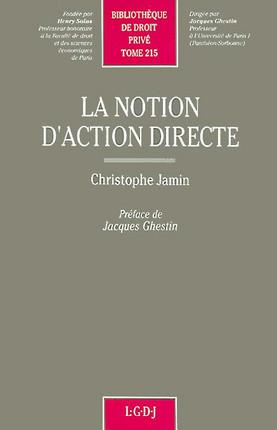 La notion d'action directe