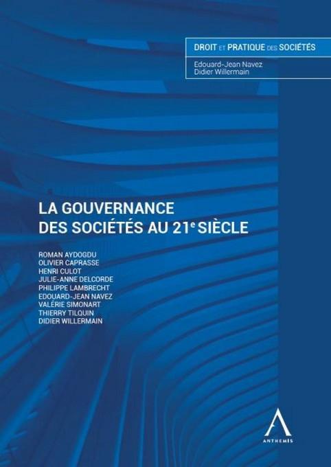 La gouvernance des sociétés au 21e siècle