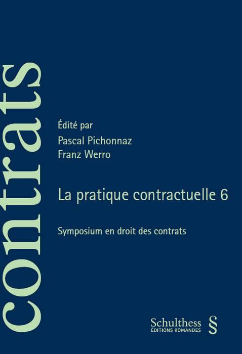La pratique contractuelle 6