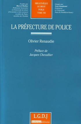 La préfecture de police