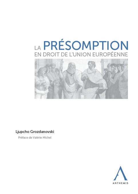 La présomption en droit de l'Union européenne