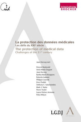 La protection des données médicales - The protection of medical data