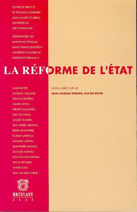 La réforme de l'Etat