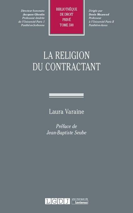 La religion du contractant