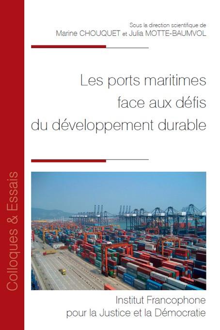 Les ports maritimes face aux défis du développement durable