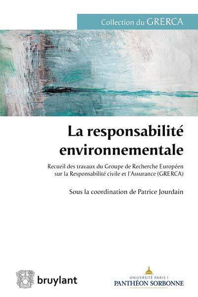 la responsabilit u00e9 environnementale
