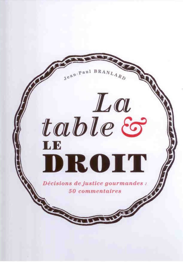 La table & le droit