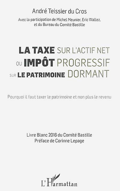 La taxe sur l'actif net ou impôt progressif sur le patrimoine dormant