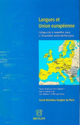 Langues et Union européenne