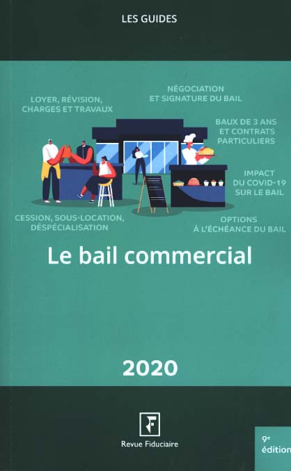 Le bail commercial 2020