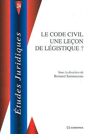 Le Code civil, une leçon de légistique ?