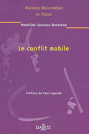 Le conflit mobile