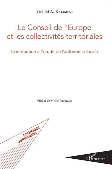 Le Conseil de l'Europe et les collectivités territoriales