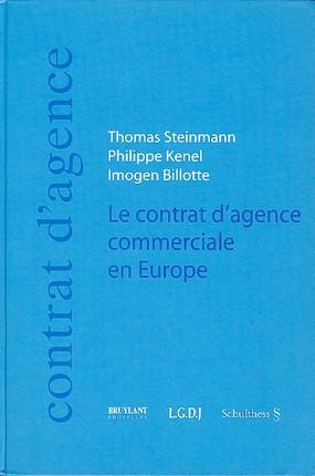 Le contrat d'agence commerciale en Europe