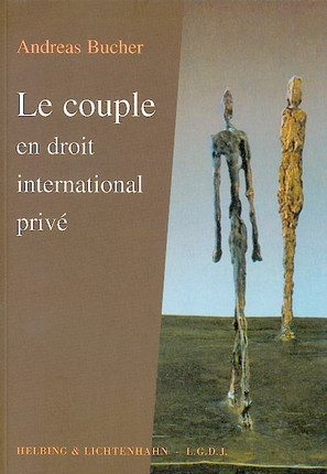 Le couple en droit international privé