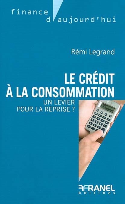 Le crédit à la consommation