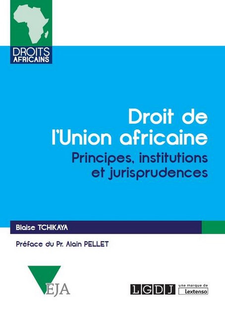 Le droit de l'Union africaine