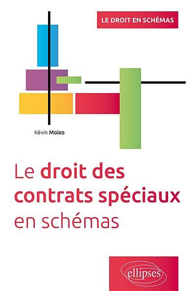 Le droit des contrats spéciaux en schémas