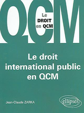 Le droit international public en QCM