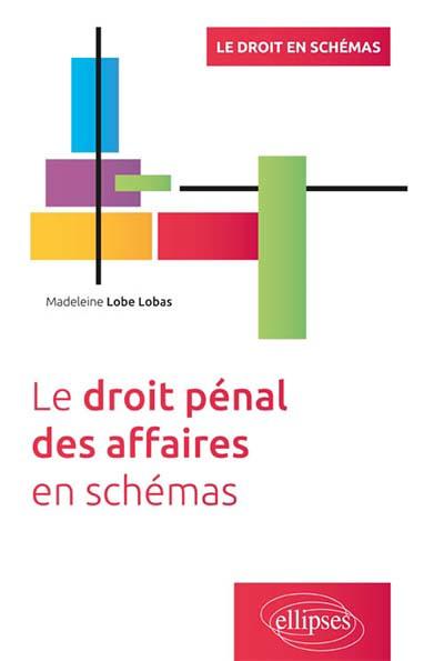 Le droit pénal des affaires en schémas