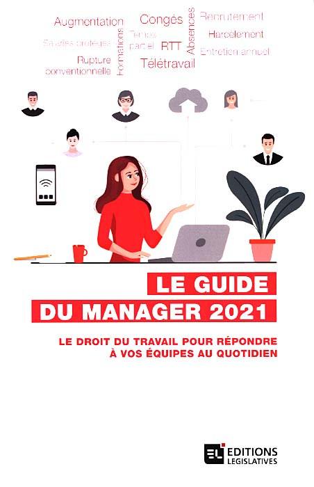 Le guide du manager 2021
