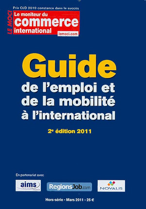 Le moniteur du commerce international, mars 2011 Hors série