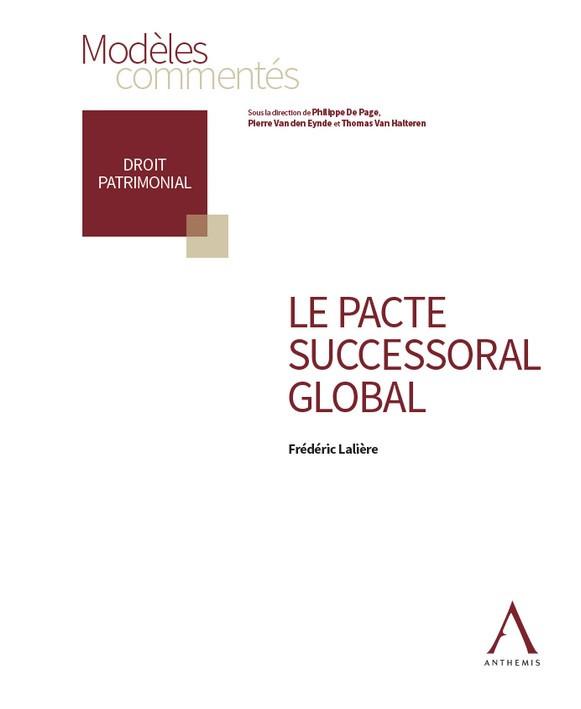 Le pacte successoral