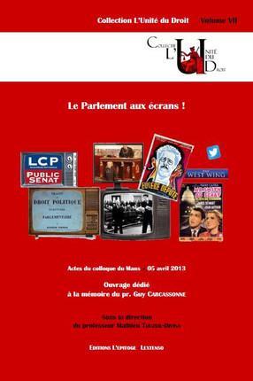 Le Parlement aux écrans !