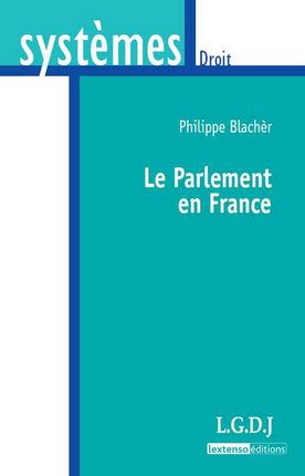 le Parlement en France