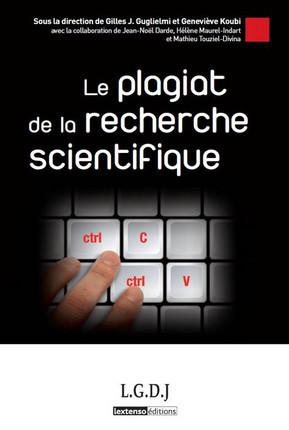 Le plagiat de la recherche scientifique