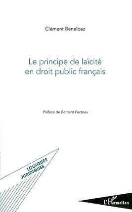 Le principe de laïcité en droit public français