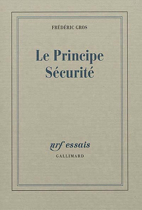 Le principe sécurité