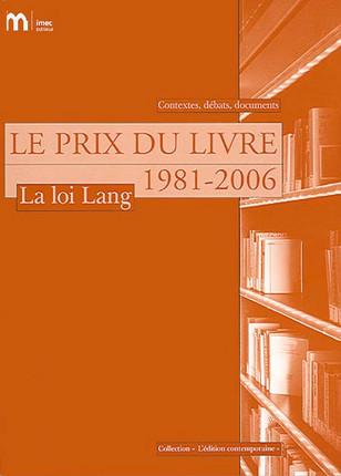 Le prix du livre 1981-2006