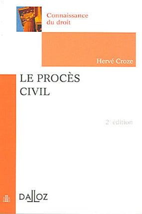 Le procès civil