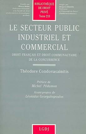 Le secteur public industriel et commercial au regard du droit français et du droit communautaire de la concurrence