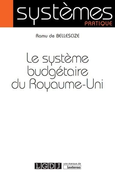 Le système budgétaire du Royaume-Uni