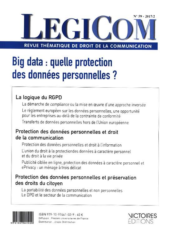 Legicom, 2017/2 N°59