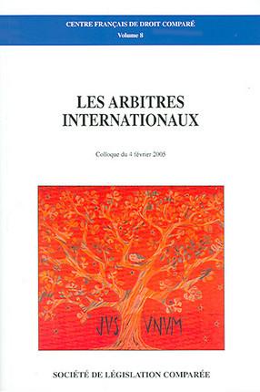 Les arbitres internationaux