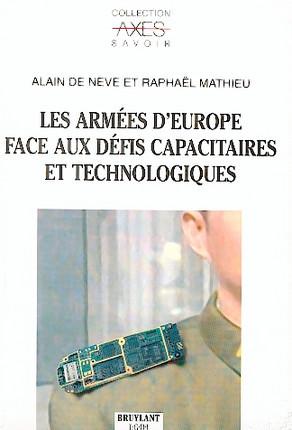 Les armées d'Europe face aux défis capacitaires et technologiques