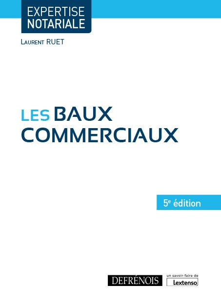 [EBOOK] Les baux commerciaux