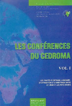 Les conférences du CEDROMA
