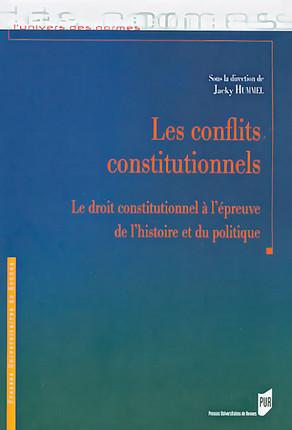 Les conflits constitutionnels