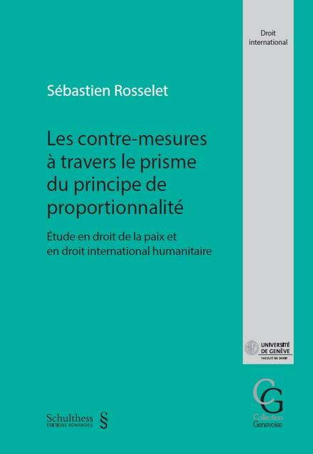 Les contre-mesures à travers le prisme du principe de proportionnalité