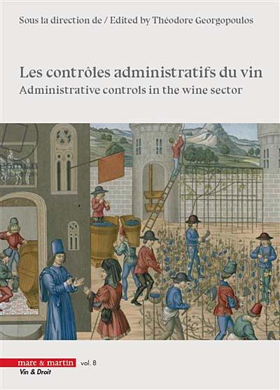 Les contrôles administratifs du vin