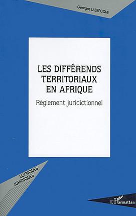 Les différends territoriaux en Afrique