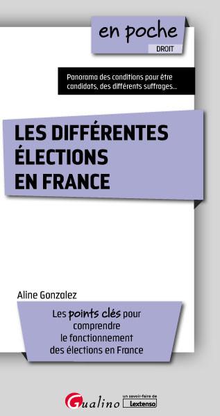 Les différentes élections en France