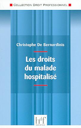 Les droits du malade hospitalisé
